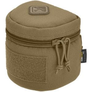 Hazard 4 Jelly Roll Medium Padded MOLLE Lens Case Coyote