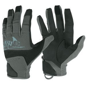 Helikon Range Tactical Hard Gloves Black/Shadow Gray