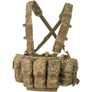 Helikon Guardian Chest Rig PenCott BadLands