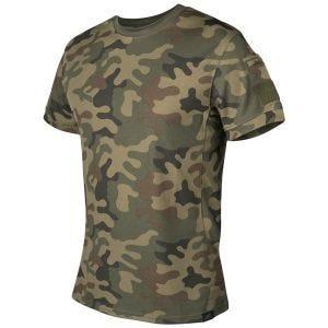 Helikon Tactical T-Shirt PL Woodland