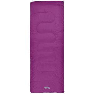 Highlander Sleepline 250 Envelope Sleeping Bag Pink