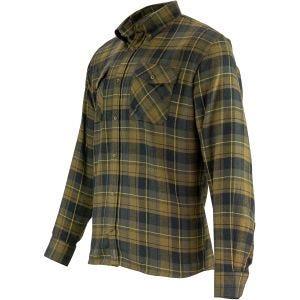 Jack Pyke Flannel Shirt Brown