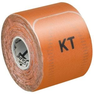 "KT Tape Consumer Synthetic Pro Precut 10"" Blaze Orange"