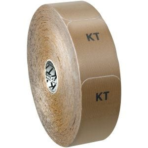 KT Tape Jumbo Cotton Original Precut Beige