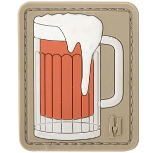 Maxpedition Beer Mug (Arid) Morale Patch
