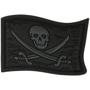 Maxpedition Jolly Roger (Stealth) Morale Patch