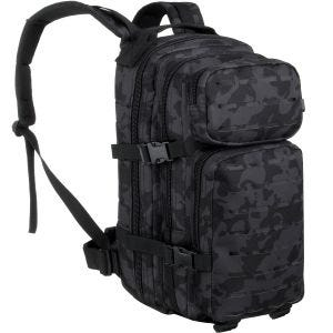 MFH Assault I Backpack Laser Night Camo