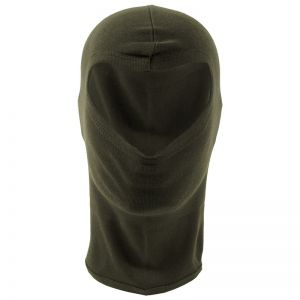 MFH 1 Hole Balaclava Lightweight Cotton Olive
