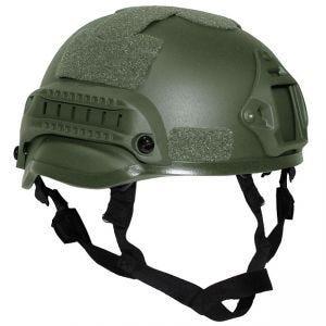 """MFH US Helmet """"MICH 2002"""" Olive"""