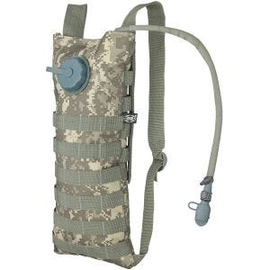 MFH Hydration Bladder and Carrier MOLLE ACU Digital