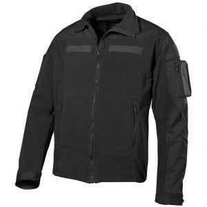 MFH US Combat Fleece Jacket Black