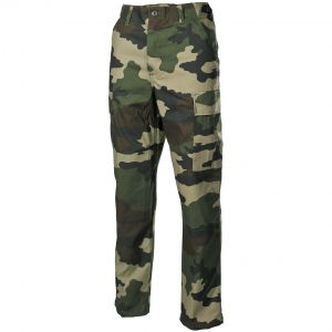 MFH BDU Combat Trousers Ripstop CCE
