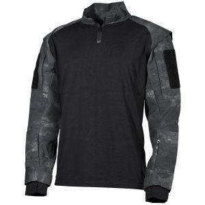 MFH US Tactical Shirt HDT Camo LE