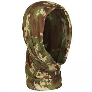 Mil-Tec Multifunction Headgear Vegetato Woodland