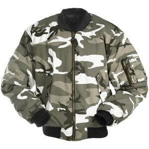 Mil-Tec MA-1 Flight Jacket Urban