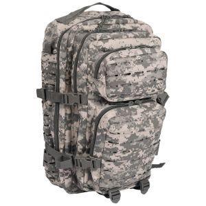 Mil-Tec US Assault Pack Large Laser Cut ACU Digital