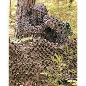 Camosystems Camouflage Netting 6x2.4m Woodland