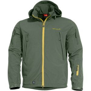 Pentagon Artaxes Escape Softshell Jacket Grindle Green