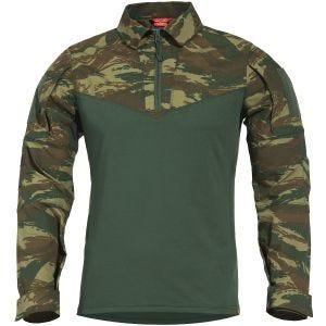 Pentagon Ranger Tac-Fresh Shirt Greek Lizard