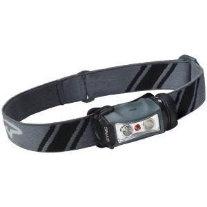 Princeton Tec Sync LED Head Torch Black/Gray Case