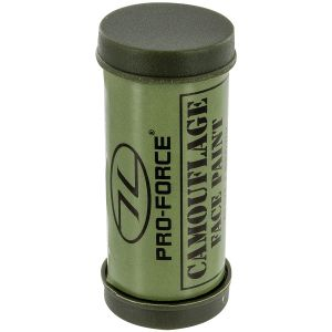 Pro-Force GI Face Paint Olive Brown Camo