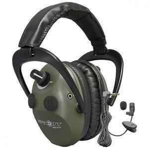 SpyPoint Electronic Ear Muffs EEM4-25 Green