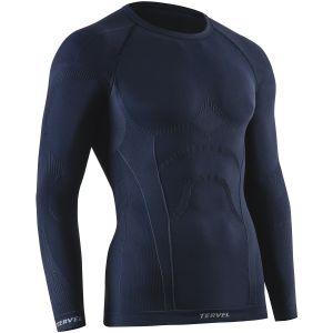 Tervel Comfortline Shirt Long Sleeve Navy