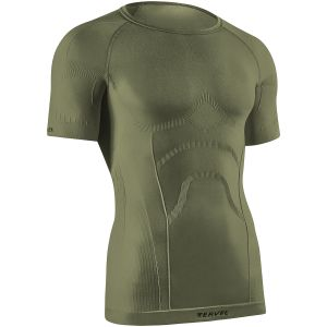 Tervel Comfortline Shirt Short Sleeve Military