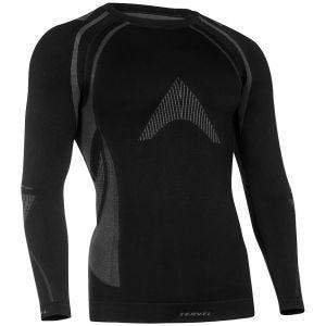 Tervel Optiline MOD-02 Shirt Long Sleeve Black / Gray