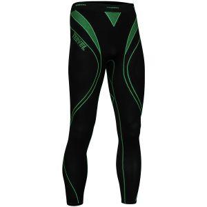 Tervel Optiline Running Leggings Black / Green