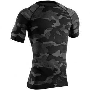 Tervel Optiline Tactical Shirt Short Sleeve Black / Gray
