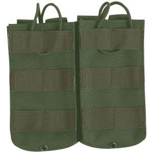 Viper Quick Release Double Mag Pouch Green