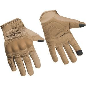 Wiley X Durtac SmartTouch Gloves Tan