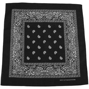 MFH Bandana Cotton Black
