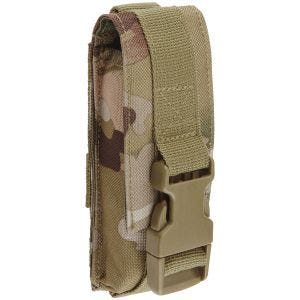 Brandit MOLLE Multi Pouch Medium Tactical Camo