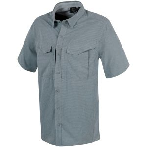 Helikon Defender Mk2 Ultralight Shirt Short Sleeve Misty Blue