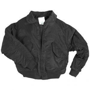 Mil-Tec US CWU Flight Jacket Black