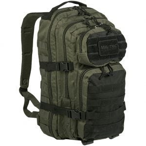Mil-Tec US Assault Pack Small Ranger Green/Black