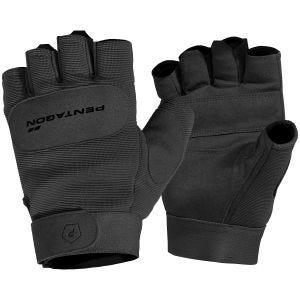 Pentagon 1/2 Duty Mechanic Gloves Black