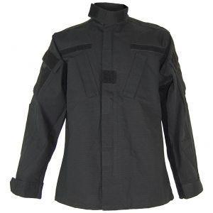 Teesar ACU Combat Shirt Black