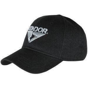 Condor Signature Range Cap Black