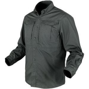 Condor Tac-Pro Shirt Graphite