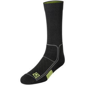 """First Tactical Performance 6"""" Sock Black"""