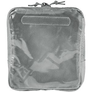 First Tactical Tactix 9x10 Velcro Pouch Asphalt