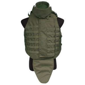 Flyye Outer Tactical Vest Ranger Green
