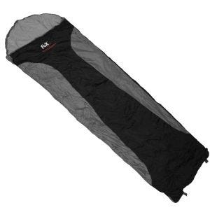 Fox Outdoor Ultralight Sleeping Bag Black / Grey
