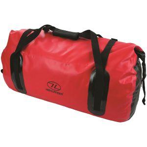 Highlander Mallaig Drybag 35L Duffle Bag Red