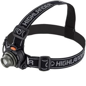 Highlander Wave 3 Watt Cree Sensor Headlamp