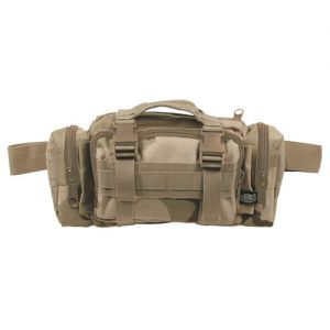 MFH Waist and Shoulder Bag 3-Desert