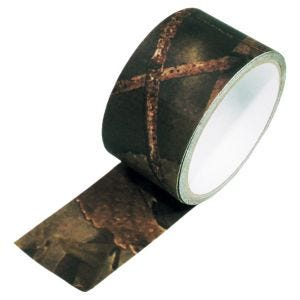 MFH Adhesive Tape Hunter Brown